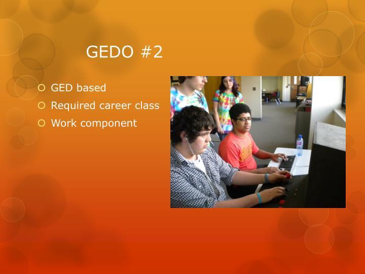 GEDO #2