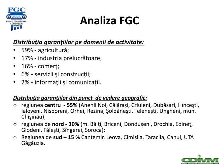 Analiza FGC