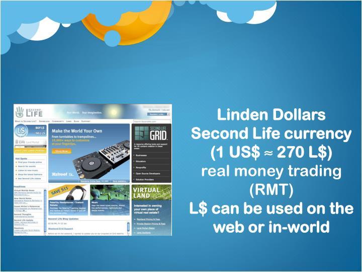 Linden Dollars