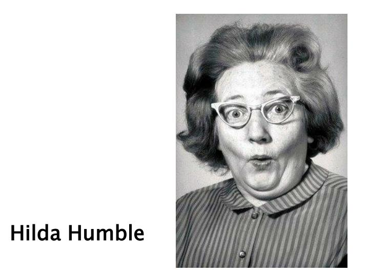 Hilda Humble