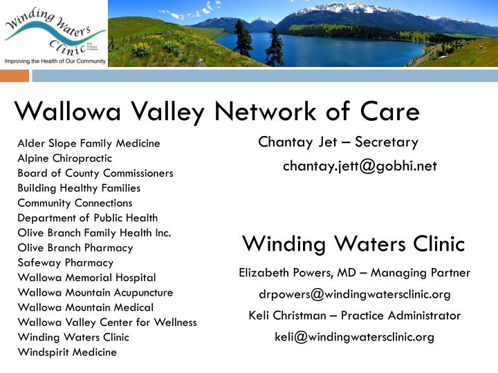 Winding Waters Clinic