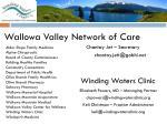 winding waters clinic