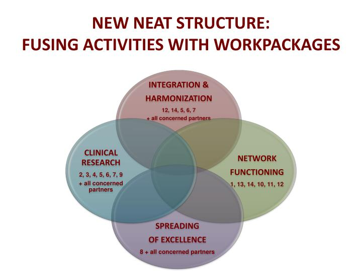 NEW NEAT STRUCTURE: