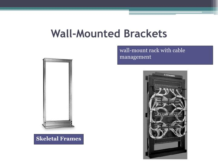 Wall-Mounted Brackets