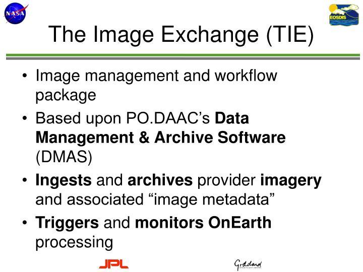 The Image Exchange (TIE)