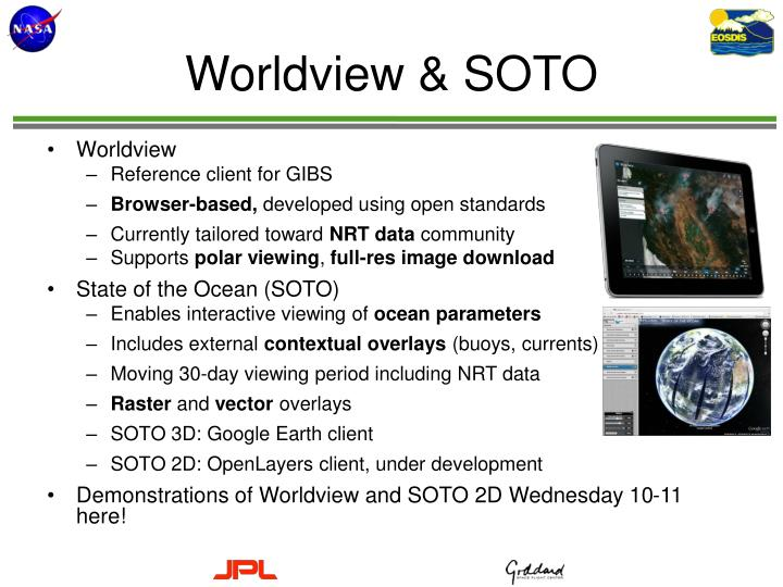 Worldview & SOTO