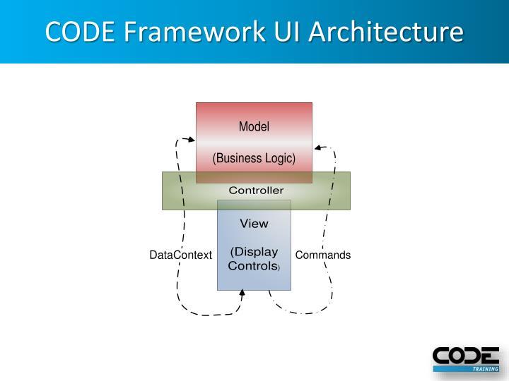 CODE Framework UI