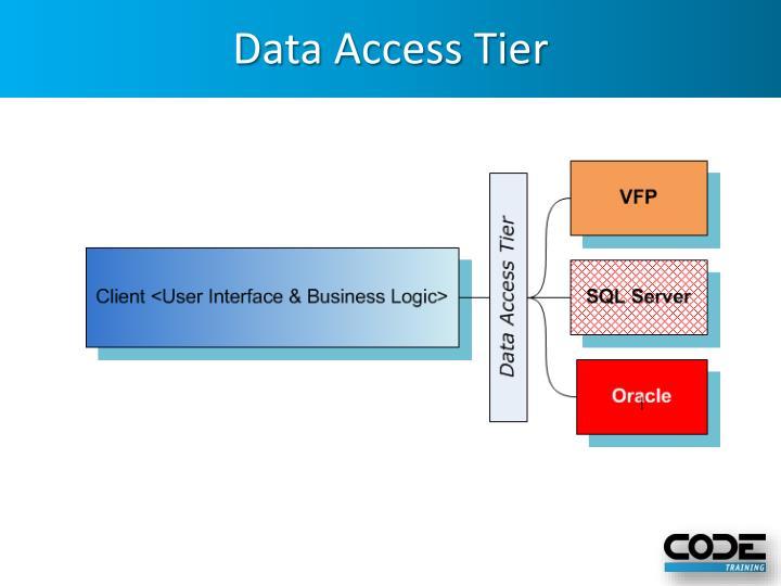 Data Access Tier