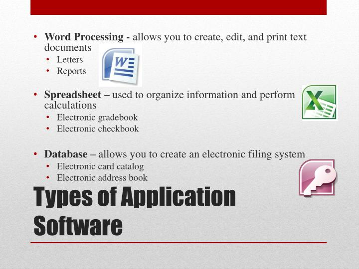 Word Processing -