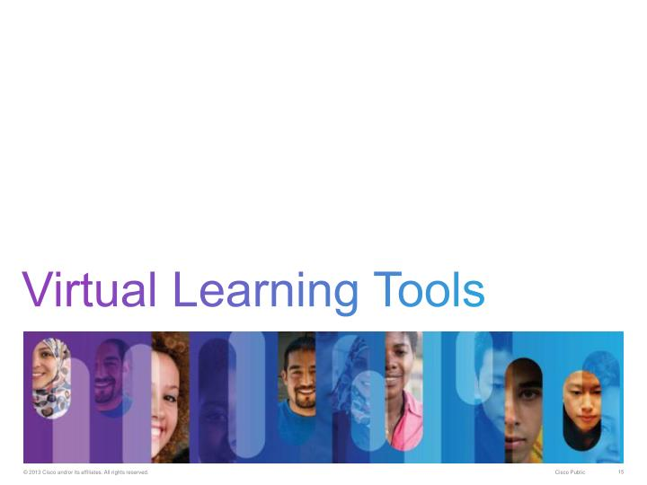Virtual Learning Tools