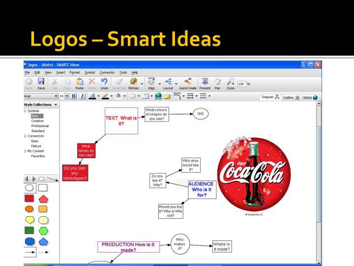 Logos – Smart Ideas