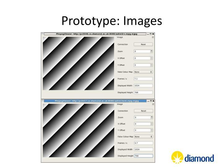 Prototype: Images