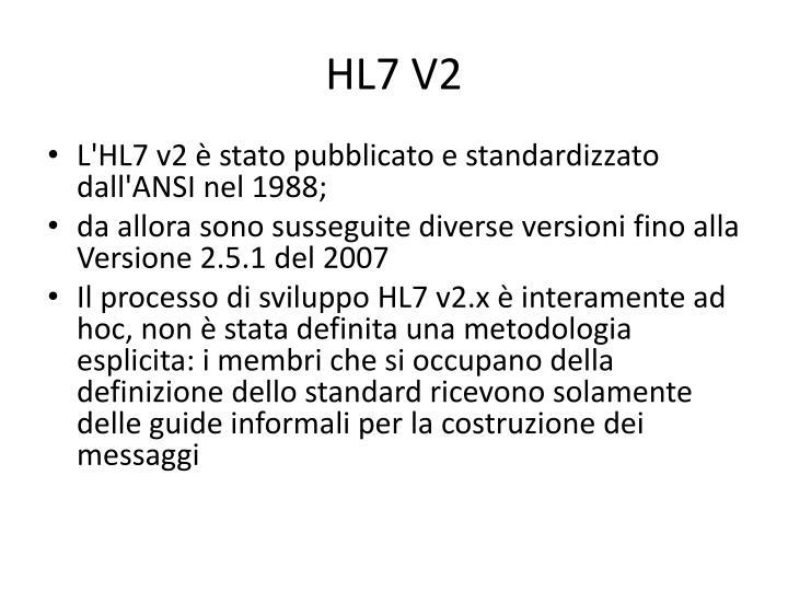 HL7 V2