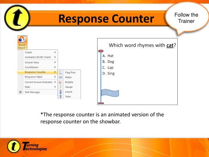 Response Counter