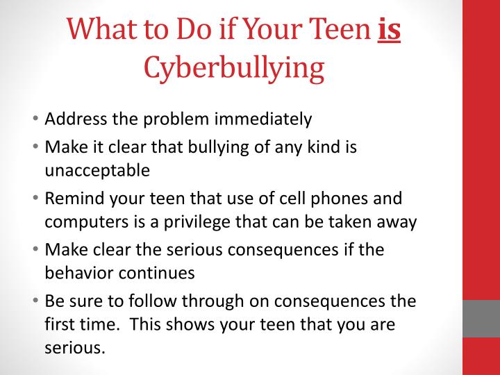 What to Do if Your Teen