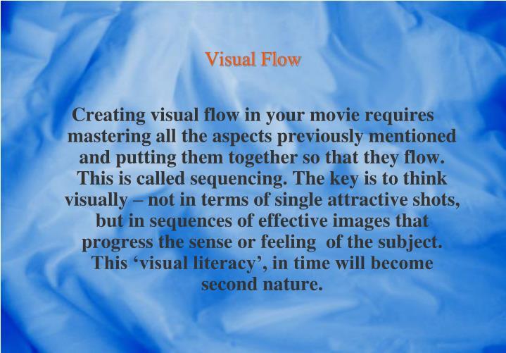 Visual Flow