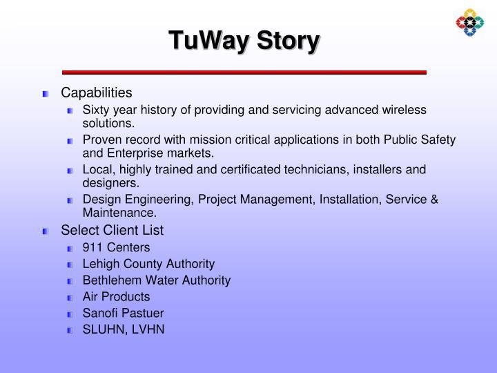 TuWay Story