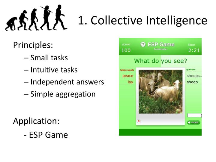 1. Collective Intelligence