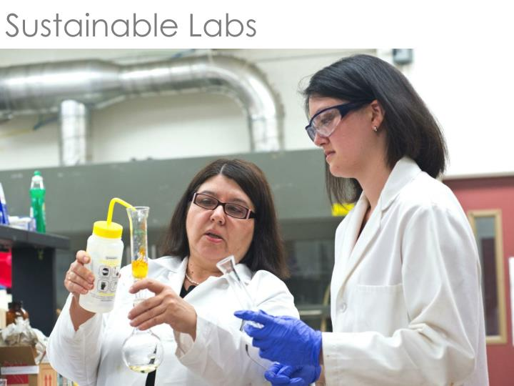 Sustainable Labs