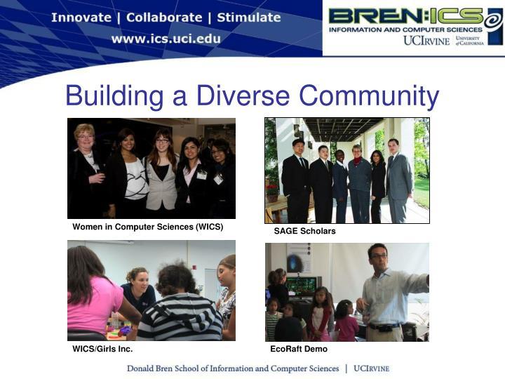 Building a Diverse Community