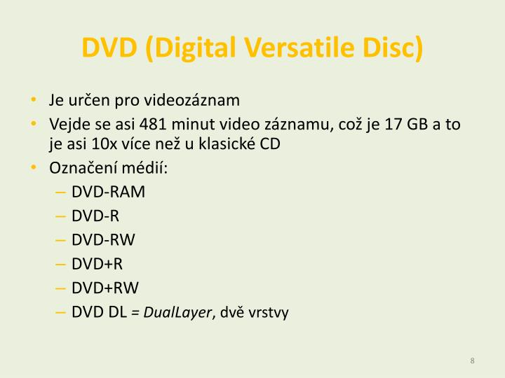 DVD (Digital