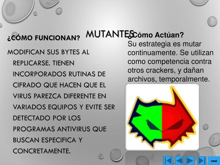 Mutantes