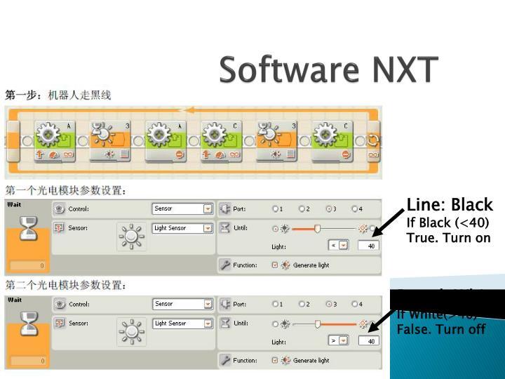 Software NXT