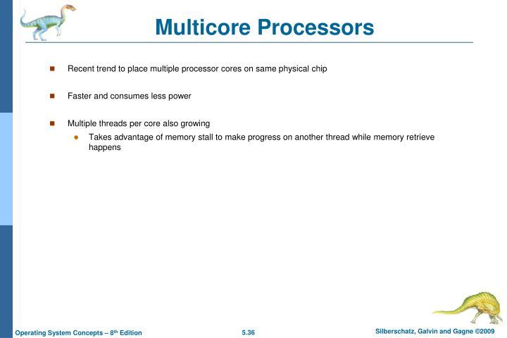 Multicore Processors