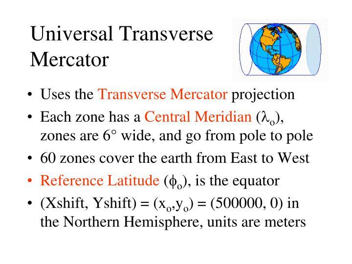 Universal Transverse