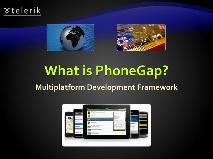 What is phonegap1