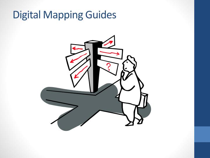 Digital Mapping Guides