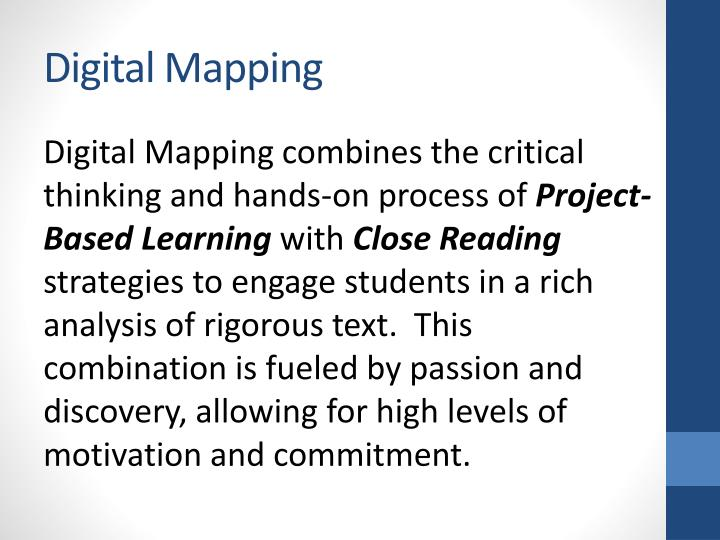Digital Mapping
