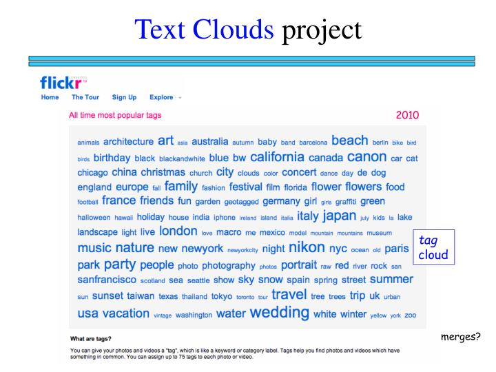 Text Clouds