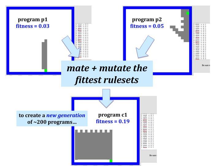 program p1