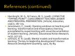 references continued1