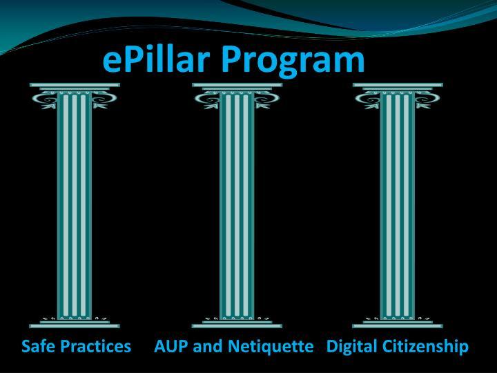 ePillar