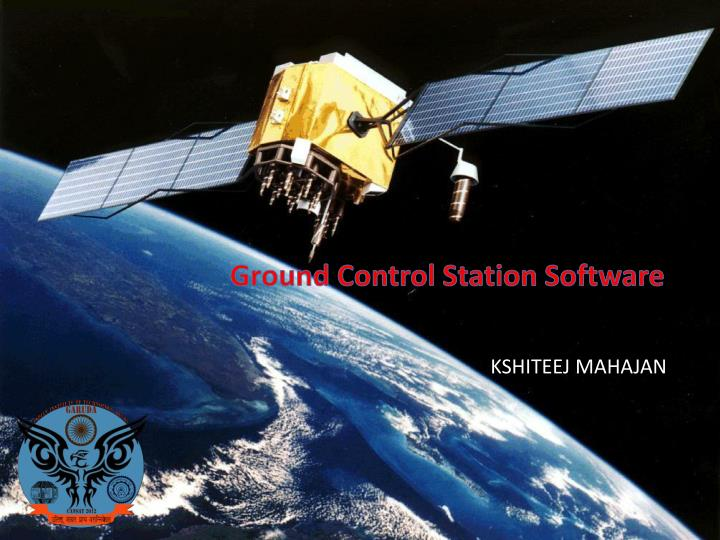 Ground Control Station Software