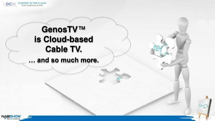 GenosTV