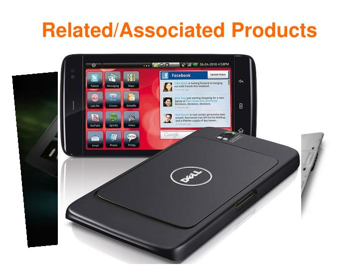 Related/Associated Products
