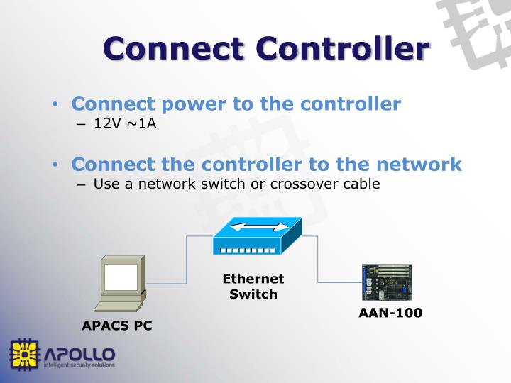 Connect controller