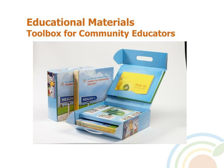 Educational Materials