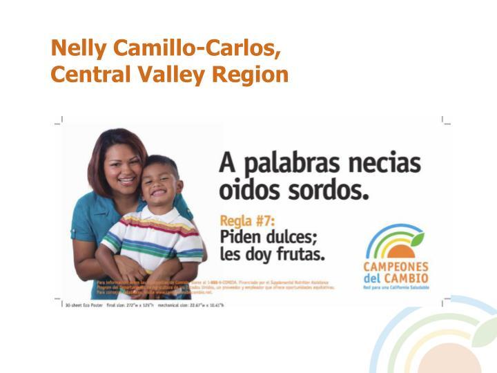 Nelly Camillo-Carlos,