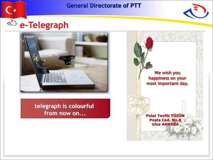 e-Telegraph