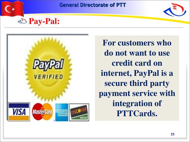 Pay-Pal: