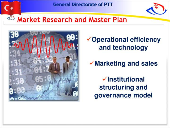 Market Research and Master Plan