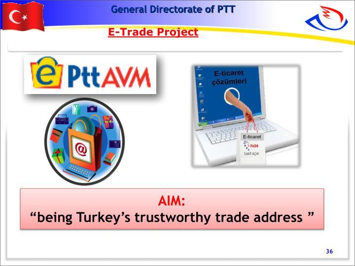 E-Trade Project
