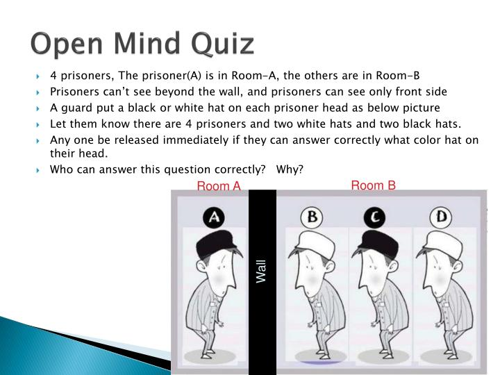 Open Mind Quiz