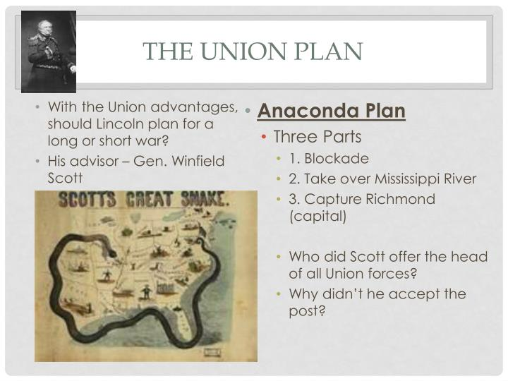 The Union Plan