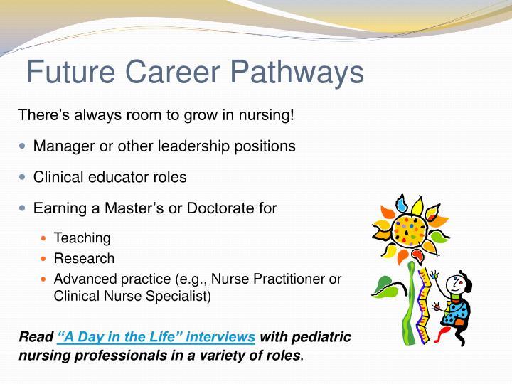 Future Career Pathways