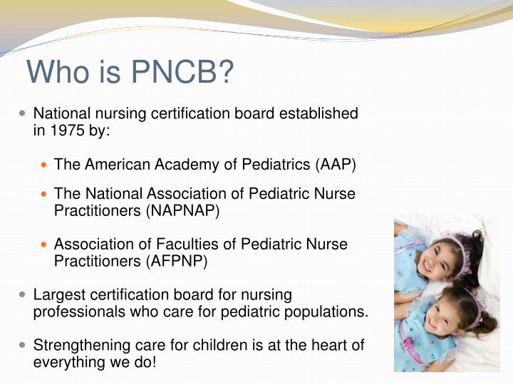 Who is PNCB?